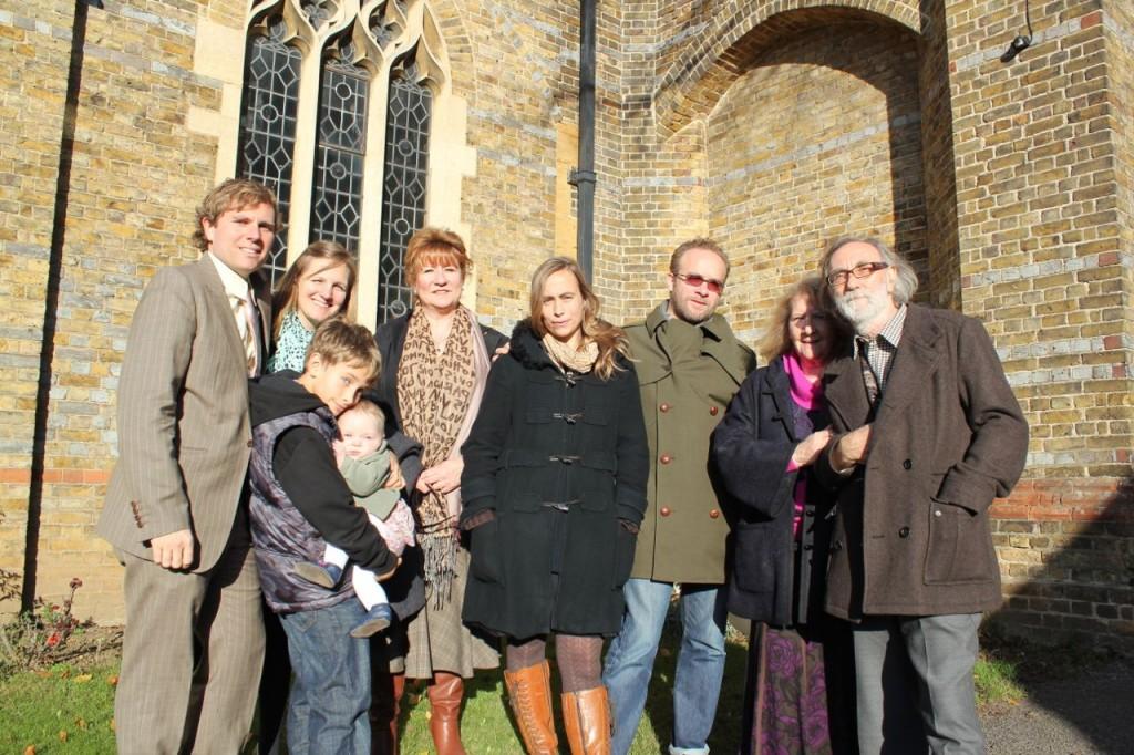 St Matthew's, Yiewsley, 2011